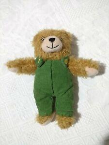 """2011 Yottoy Corduroy Bear Plush 6.5"""""""