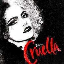 CRUELLA (ORIGINAL MOTION PICTURE SOUNDTRACK) NEW CD