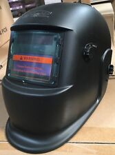 Black$ Solar Auto Darkening Welding Helmet Arc Tig mig certified mask grinding