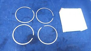 Chrysler A458260 FA458260 Set Of 4 Piston Rings - NOS