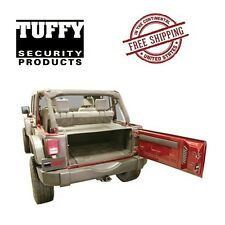 Tuffy Security Products Tailgate Enclosure 07-10 Jeep Wrangler Unlimited 4 Door