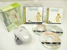 YU-NO YUNO Limited Edition REF 2639 Sega Saturn ss