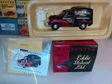 Vanguards 1/43 Morris Minor Van Eddie Stobart