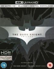 The Dark Knight Trilogy 4k Ultra HD Blu-ray Region