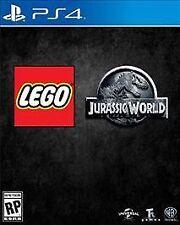 LEGO Jurassic World (Sony PlayStation 4, 2015) PS4 Brand new