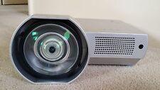 Promethean PRM-20AV1(S) LCD Projector - 478 Lamp hours used