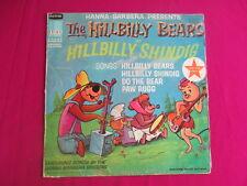 HillBilly Bears (Hanna-Barbera) Lp - TV cartoon