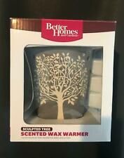 Better Homes & Gardens Sculptured Tree Full-Size Scented Wax Warmer