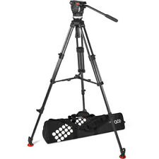 Sachtler Ace XL Tripod System with CF Legs & Mid-Level Spreader (75mm Bowl)