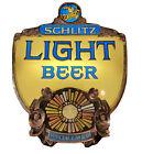 Vintage 1976 Schlitz Light Beer Lighted Sign