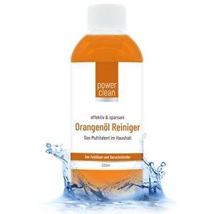 Orangenreiniger | Orangenölreiniger | Power Clean 1x500ml (1/L 29,90€)