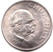 Uncirculated 1965 Churchill Crown