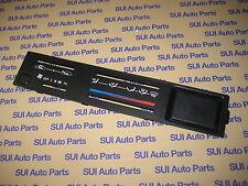 Toyota Truck 4Runner Heater AC Face Plate Display New Genuine OEM  84-88