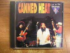 CANNED HEAT live on the king biscuit flower hour  CD
