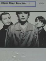 """""""Manic Street Preachers"""": An Illustrated Biography (I... by Wise, Nick Paperback"""