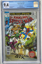 Spider-Man #234 Lenticular Cover ASM Annual 6 Homage Cover Sinister Six CGC 9.4