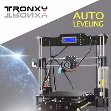 Auto Level 3D Printer DIY Full Kits MK3 Heatbed 220*220*240mm Reprap Pursa i3 US
