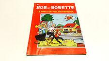 Bob et Bobette n163 Le papillon philanthropique EO / Vandersteen // Erasme