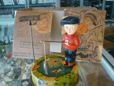 VINTAGE METTOY BILLY THE FISHERMAN RARE CLOCKWORK MADE IN ENGLAND -  AU STOCK !