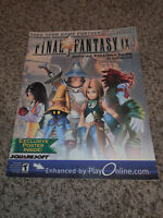 Final Fantasy 9 Strategy Guide