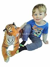 "Large Tiger Soft Toy 100cm 40"""