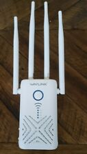 Wavlink 1200Mbps Wireless Extender,Dual Band Gigabit WIFI Repeater Goodcondition