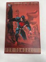 SUPERMAN : FOR TOMORROW VOL 1 DC COMICS Hardback Graphic Novel