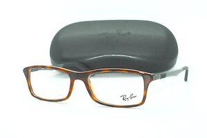 Brand New Unisex Ray-Ban Glasses & Ray-Ban case RB7017 5687 + Sv Lenses