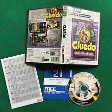 PC CD-ROM - CLUEDO MURDER AT BLACKWELL GRANGE Game Infogrames 1998 PAL