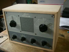 1960's Vintage Lafayette Radio Explor-Air 4 Band Short Wave Model Kt-135 working
