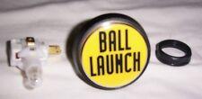 New! Harley Davidson Lost In Space Godzilla Pinball Machine Ball Launch Button