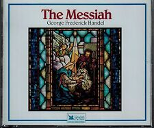 READERS DIGEST - THE MESSIAH - GEORGE FREDERICK HANDEL - MINT 2 CD BOX SET
