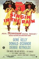 Singin' in the Rain Original D/S Movie Poster 27x40 NEW Release 2000 Gene Kelley