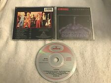 SCORPIONS WORLD WIDE LIVE MERCURY ATOMIC LABEL US CD OOP