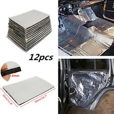 12pcs(5mm)Car Sound Deadener Automotive Deadening & Insulation Mat Pads 30x50 CM