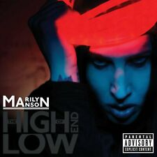 CD / Album - Marylin Manson - The nigh end of low - Neuf (emballage abimé)