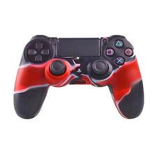 Etui Coque Protection Silicone pour Manette PS4 Console de Jeux / RD