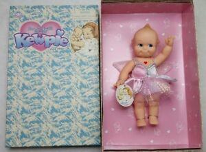 "Rose O'Neill's Original 8"" Kewpie Doll in Box as Tinker Bell"