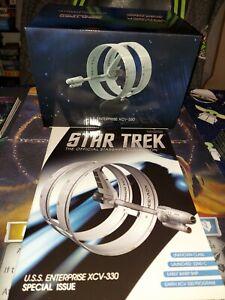 Eaglemoss - Star Trek Enterprise XCV-330 [New] Figure, Collectible with Magazine