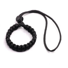 New Arrival Strong Camera Adjustable Wrist Lanyard Strap Grip Weave Cord