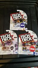Tech Deck Series 11 DGK Ultra-Rare Kalis & Williams & Zero Thomas Fingerboards
