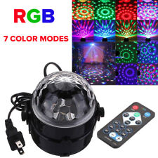 Mini DJ Club Disco KTV Party Bar MultiColor LED Ball Laser Projector Stage Light