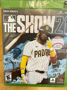 MLB THE SHOW 21 - XBOX SERIES X/S BRAND NEW