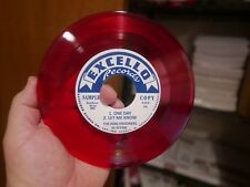 """custom cut vinyl jukebox record 7"""" 45rpm Wurlitzer Rock-ola Seeburg AMI 2-SIDED"""