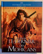 LE DERNIER DES MOHICANS - Edition Ultimatte Blu-ray et DVD
