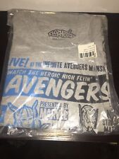 Funko Marvel Thor Vs. Ultron Exclusive XL T-shirt Collector Corps Avengers
