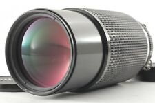 �Excellent+5】Nikon Zoom-Nikkor Ai-S 80-200mm f/4 Ai-S Lens from Japan #218
