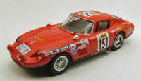 Model Car Rally Scale 1:43 Best Model Ferrari 275 Gtb N.151 Disqual.tou