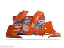 Kit plastiques Polisport  Couleur Origine KTM SX85 Grande Roue Année 2006 ->2012