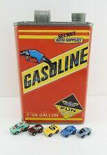 Vintage Galoob Micro Machines Gasoline Secret Auto Supplies Mountain Playset Lot